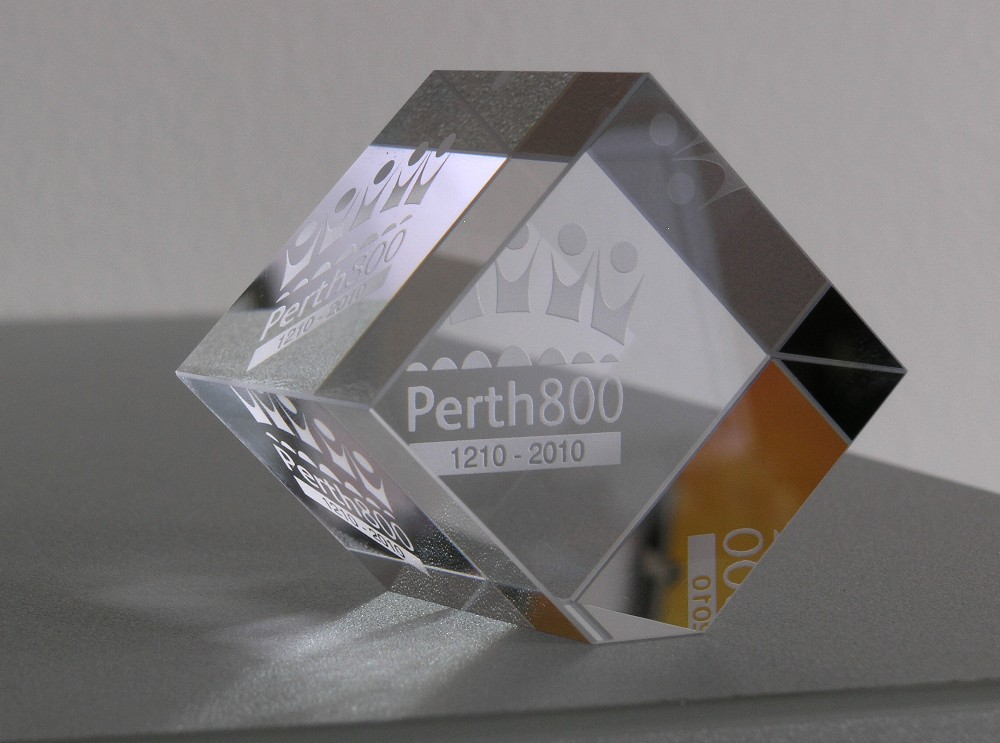 Perth 800 Paperweight
