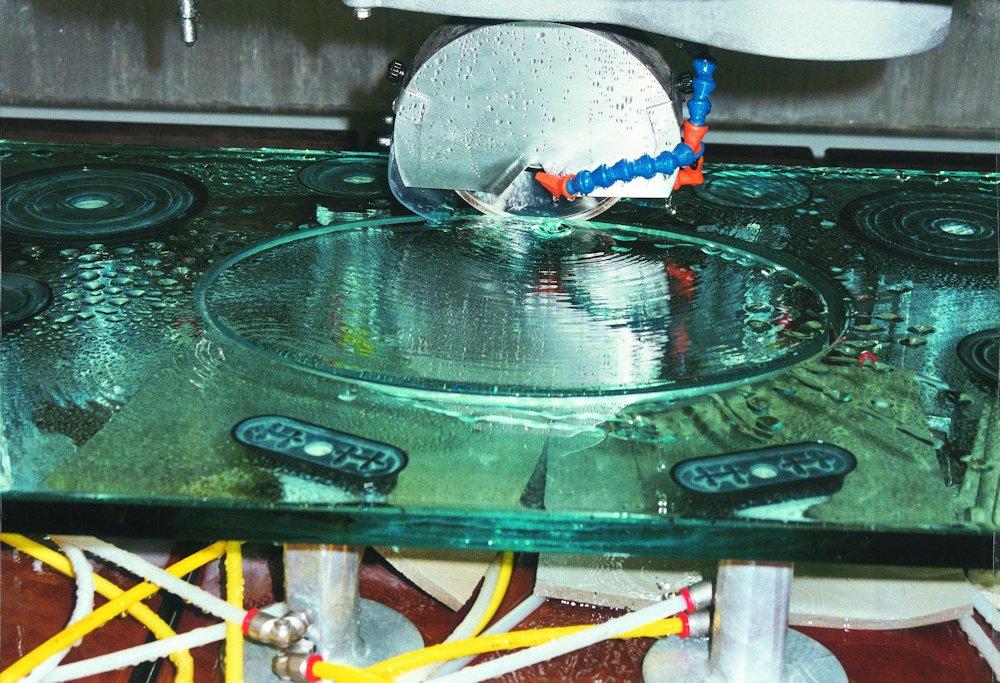 CNC Circular Sawing