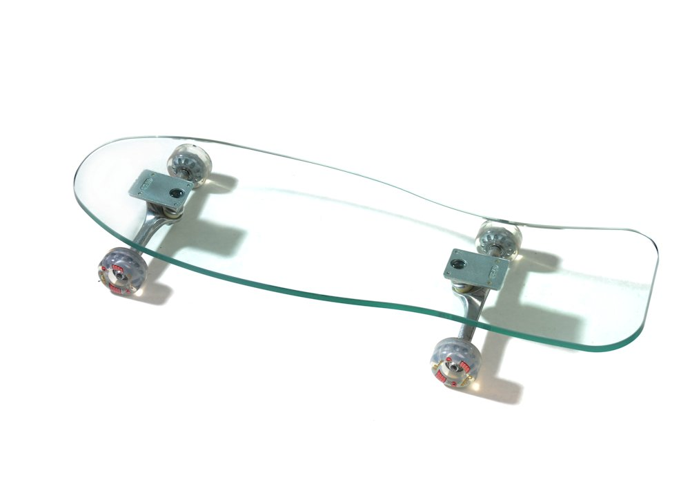 Glass Skateboard